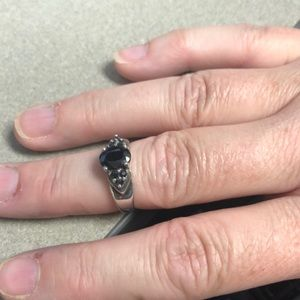 Jewelry - Sapphire ring size 6.5